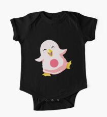 Yun baby wall penguin One Piece - Short Sleeve