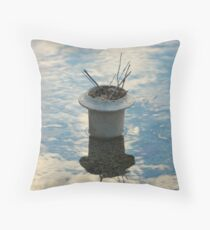 Flowers by memory... Throw Pillow