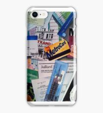 New York City Souvenir Collage iPhone Case/Skin