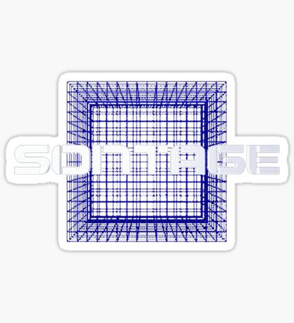 Sontage Grid Sticker