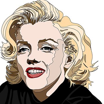 Marilyn  by sarahjwhyte