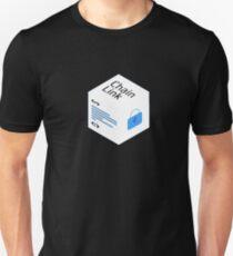 Chainlink - Minimalist  Unisex T-Shirt