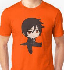 Black Butler: Sebastian Chibi Unisex T-Shirt