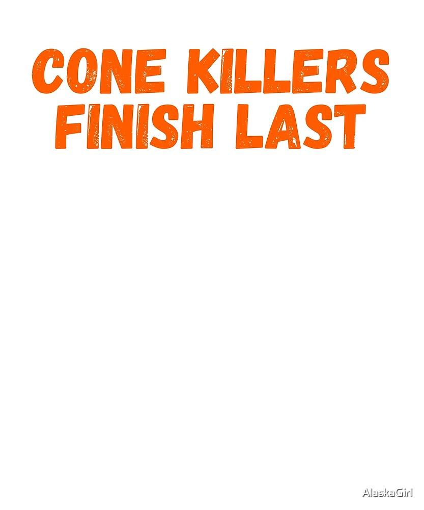 Cone Killers Finish Last (Autocross) by AlaskaGirl