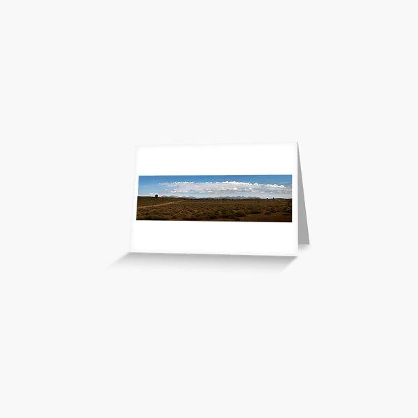 Flinders Ranges Panoramas 19 Greeting Card