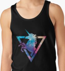 Galaxy Unicorn  Men's Tank Top