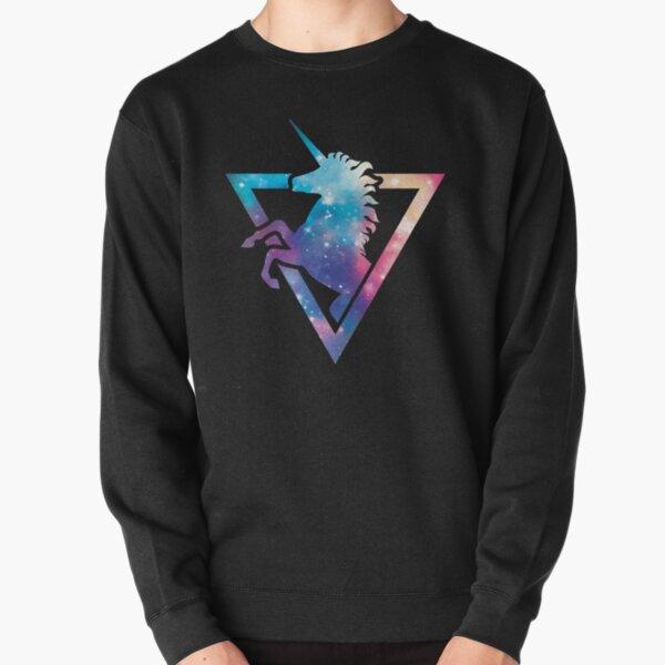Galaxy Unicorn  Pullover Sweatshirt