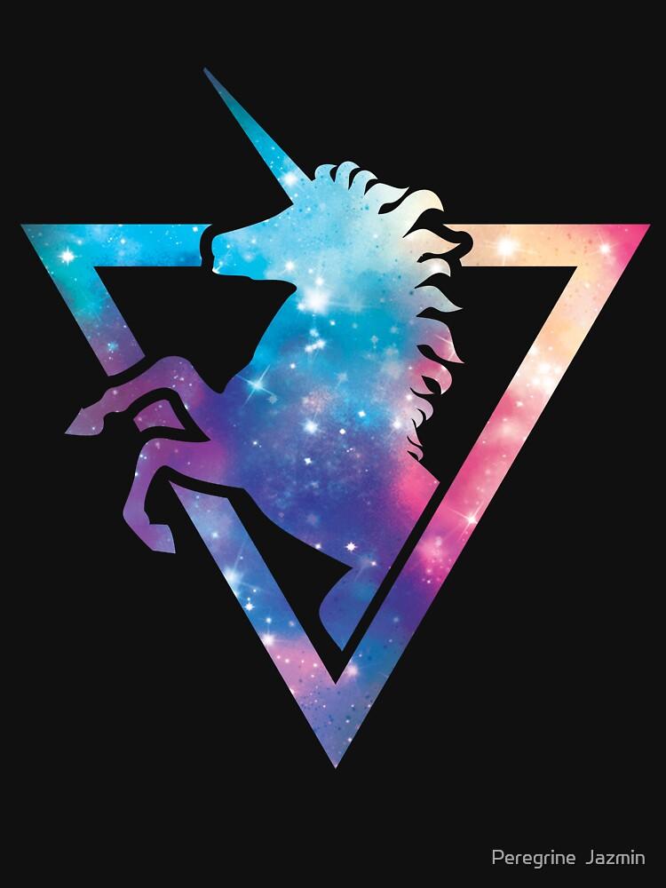 Galaxy Unicorn  by retkikosmos