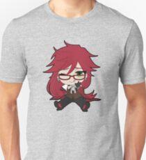 Black Butler: Grell Sutcliff chibi T-Shirt