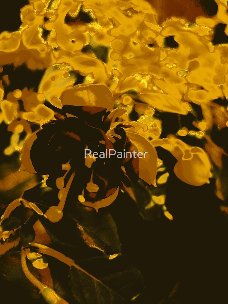 Prosperity Golden hues ! by RealPainter