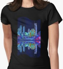 Surfers Paradise Women's Fitted T-Shirt