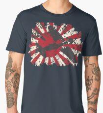 Japan Navy WW2 Pacific War Men's Premium T-Shirt