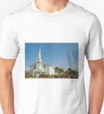 Little Cayman church Unisex T-Shirt