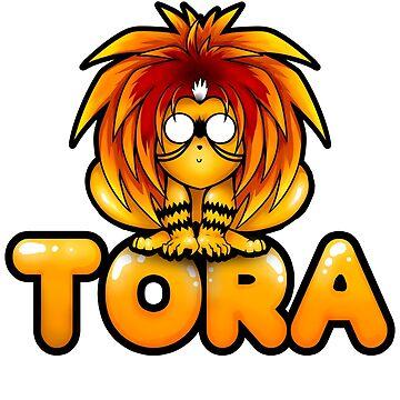 Tora by Xeanatavara