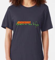 Heaven or Las Vegas Slim Fit T-Shirt