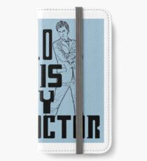 Doctor Who iPhone Wallet/Case/Skin