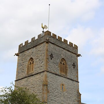 St Catherine's Tower by kalaryder