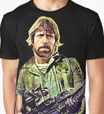 de629813adae Chuck Norris Soldier Graphic T-Shirt