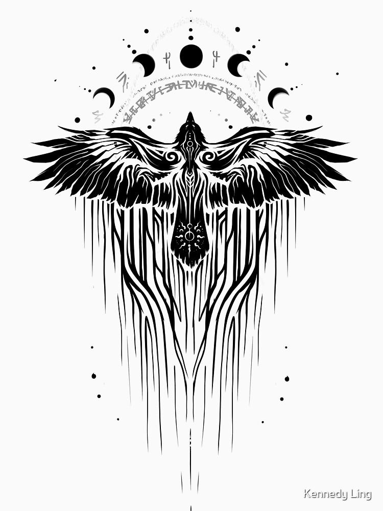 Raven Tribal