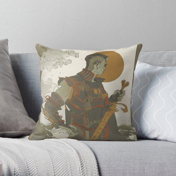 Fjord 01 Throw Pillow
