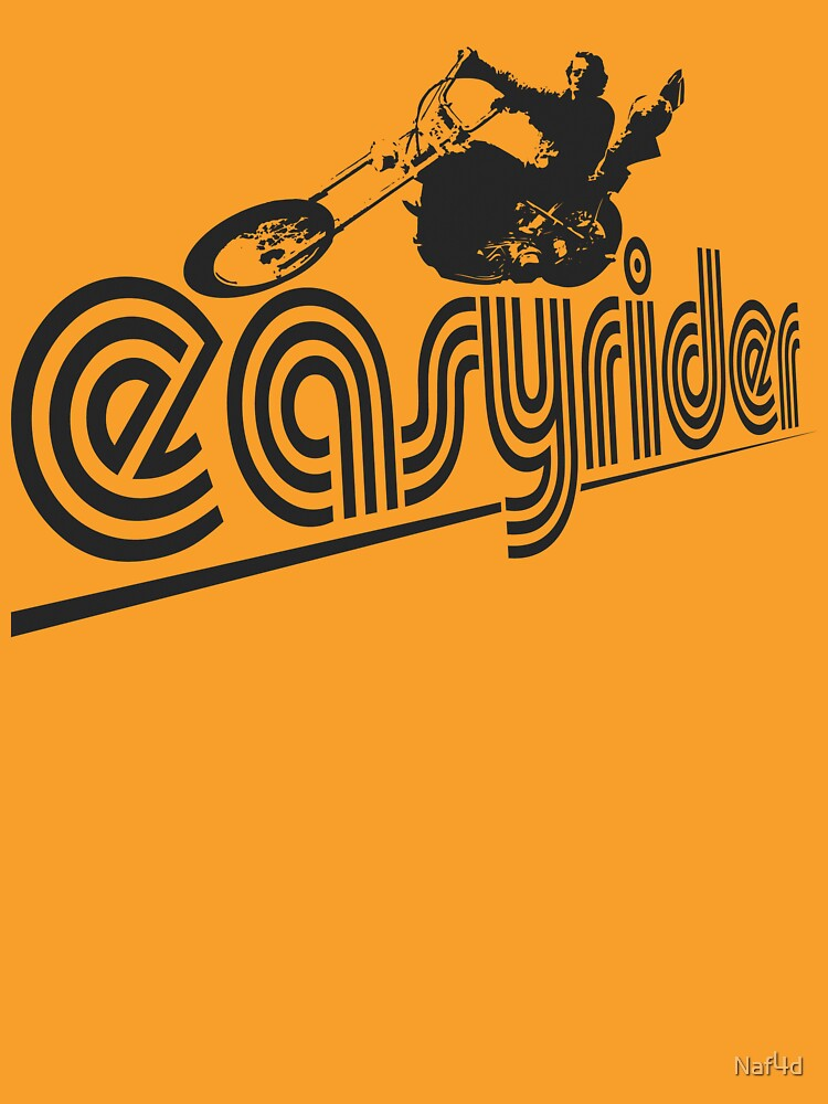 Easy Rider 1969 by Naf4d