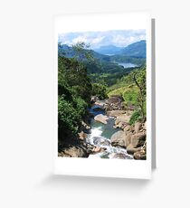 Beautiful Sri  Lanka Greeting Card