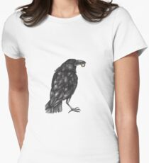 Ring of the Raven King Tee Womens Fitted T-Shirt