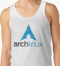 Arch Linux Tank Top
