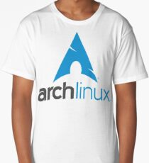 Arch Linux Long T-Shirt