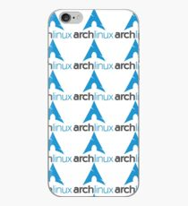 Arch Linux iPhone Case
