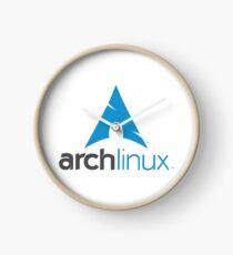 Arch Linux Clock