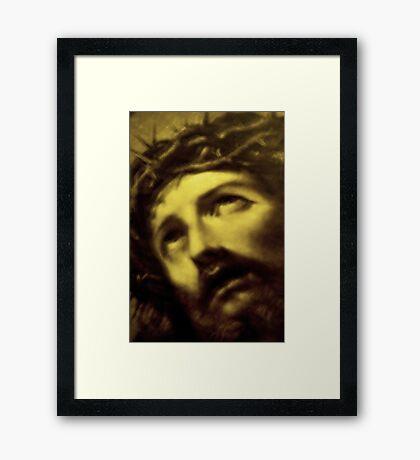 Amen Framed Print