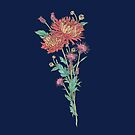 chrysanthemum_navy by hahaha-creative