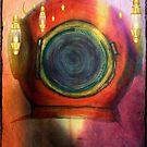 KELKIRK ST. Diver by Lesley A Marsh