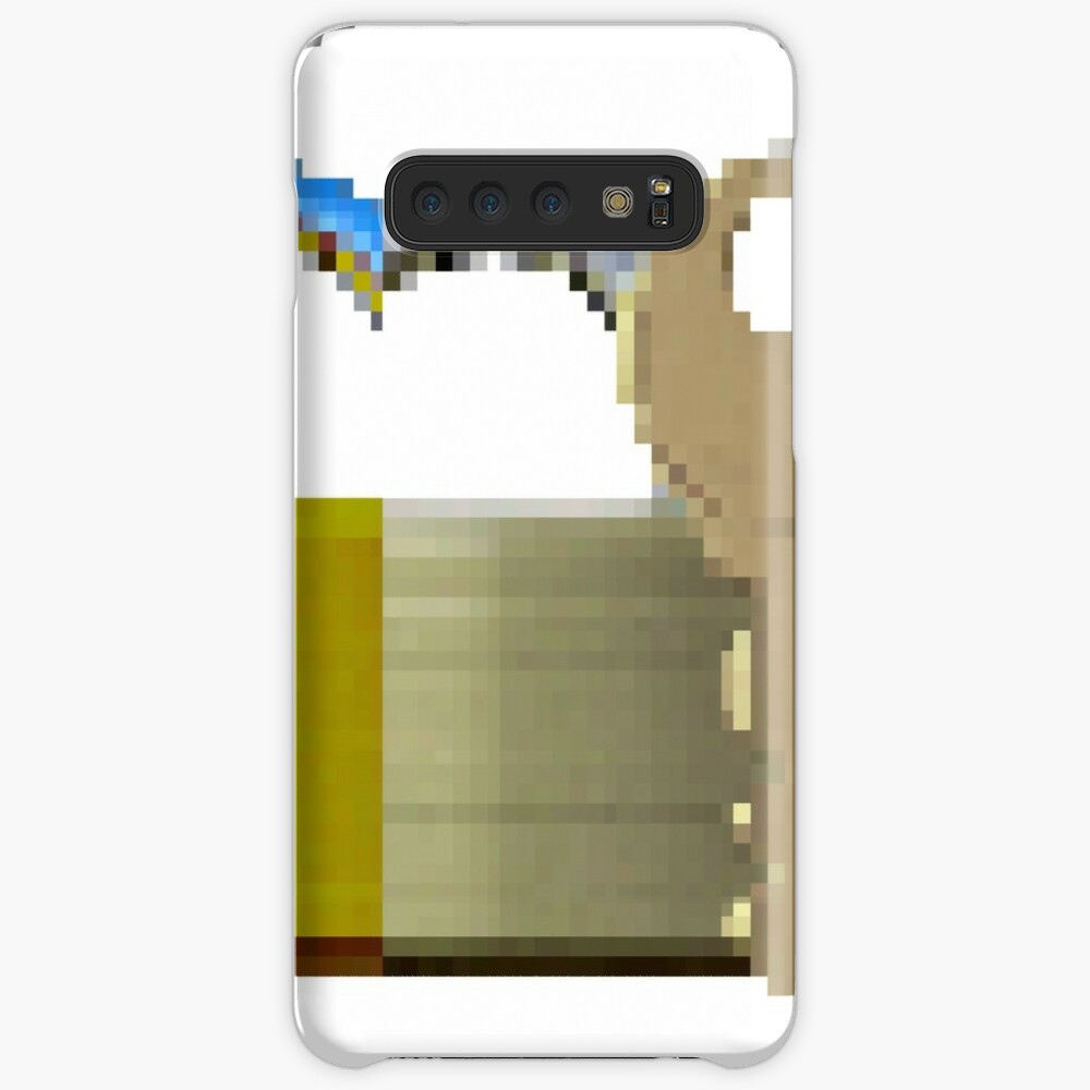 Pixiilated Key 999 by RootCat Case & Skin for Samsung Galaxy