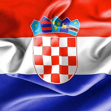 Croatia Flag by MarkUK97