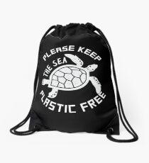 Nature Friend Shirt Drawstring Bag