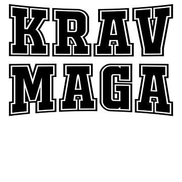 Krav Maga by Pferdefreundin