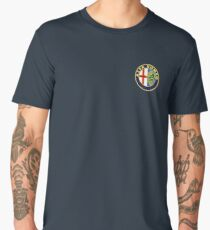 Alfa Romeo Men's Premium T-Shirt
