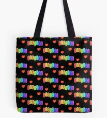 Rainbow Tacos Tote Bag