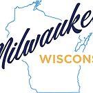 Milwaukee, WI by Tom Hillmeyer