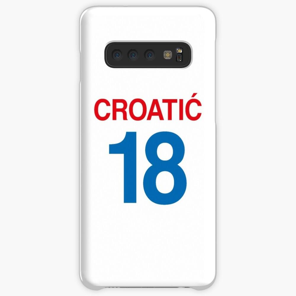 CROATIA  Hülle & Klebefolie für Samsung Galaxy
