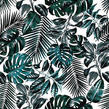 Tropical Garden by burcukyurek