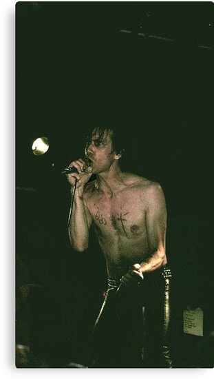 Lux Interior, The Cramps, RIP by gailrush
