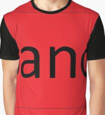 Casanova Graphic T-Shirt