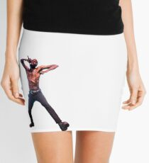 MC Ride Pencil Skirt Mini Skirt