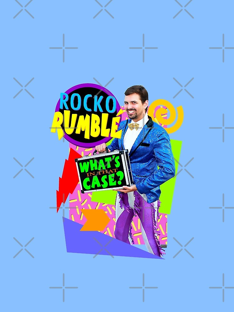 Rocko Rumblé - PWP by Chewfactor