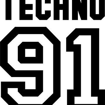 TECHNO by eyesblau