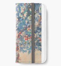 "Oil pastel- ""Lovely Tree"" iPhone Wallet/Case/Skin"