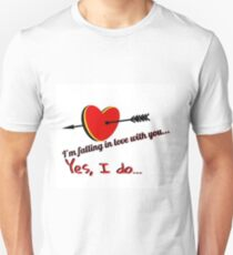 I FALL IN LOVE T-Shirt